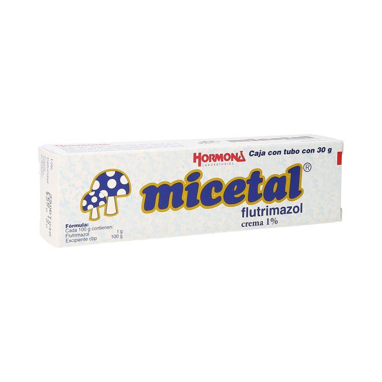MICETAL 1% CRA 30G