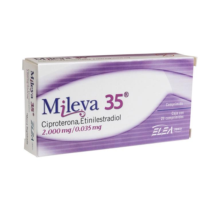 MILEVA 35 2 0/0 035MG CPR C21