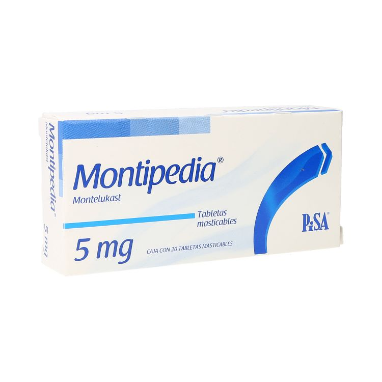 MONTIPEDIA 5MG TAB C20