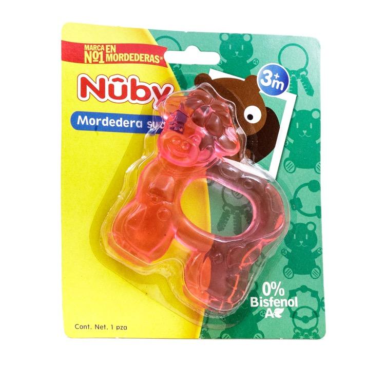 NUBY MORDED SVE ANIMALITOS 4M