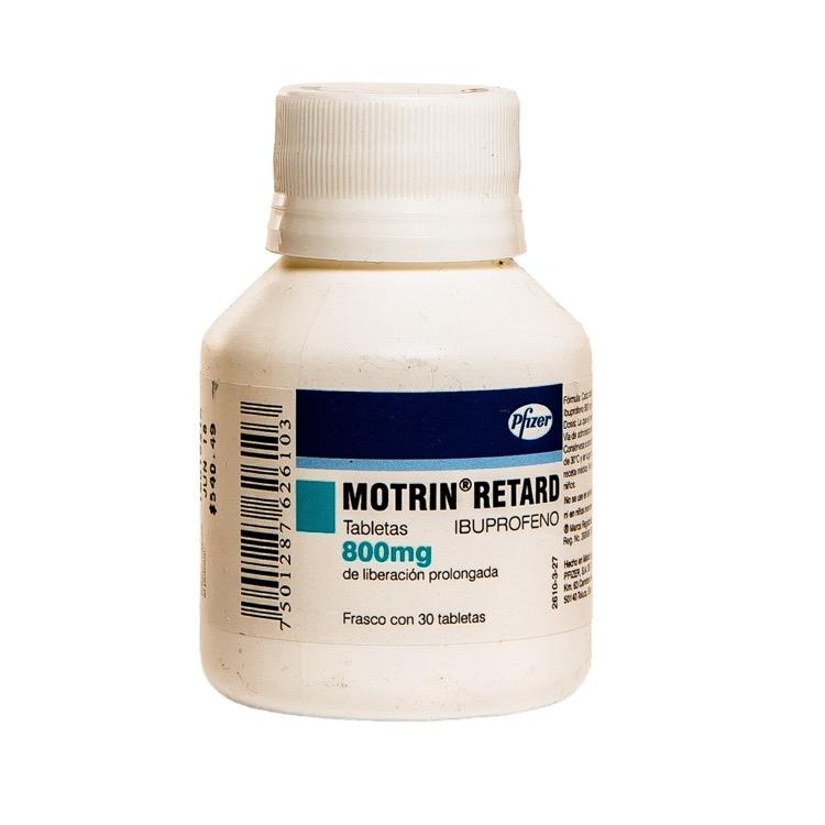 MOTRIN RTD 800MG GRAG C30