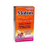 MOTRIN INF FRAMB SOL 120ML