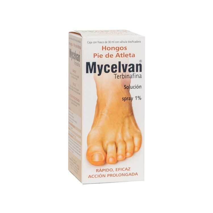 Mycelvan 1 % 1 Frasco Spray 30 Ml