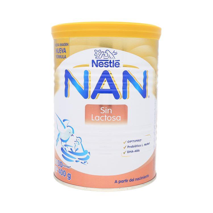 Nan Sin Lactosa 1 Lata Polvo 400 Gr