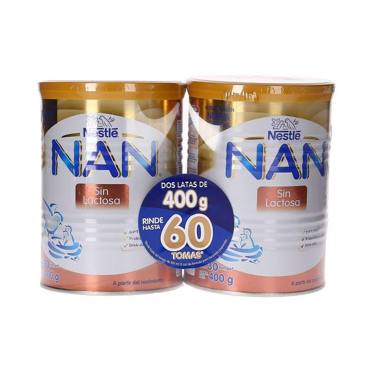 NAN S/LACT DUO 400G