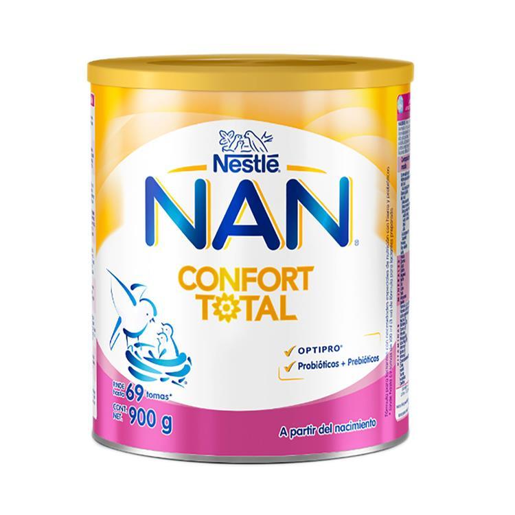 Nan Confort Total 1 Lata Polvo 900 Gr