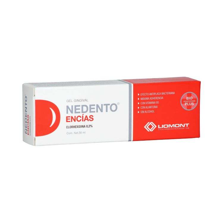 NEDENTO ENCIAS GEL GING 30ML