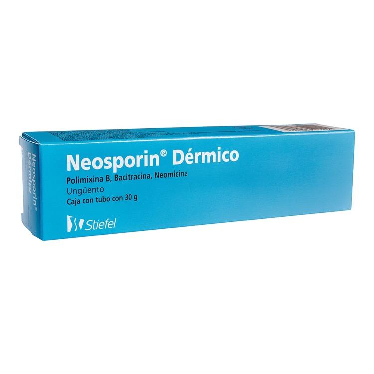 NEOSPORIN DERMICO UNG 30G
