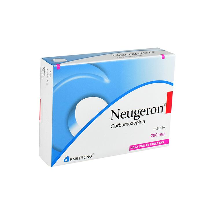 NEUGERON 200MG TAB C20