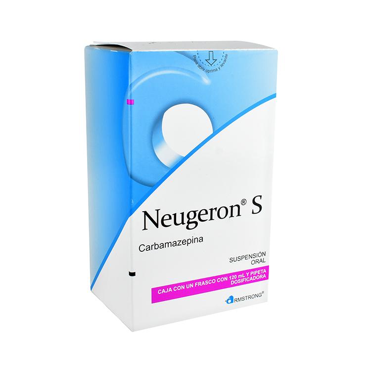 NEUGERON S 100MG SUSP 120ML