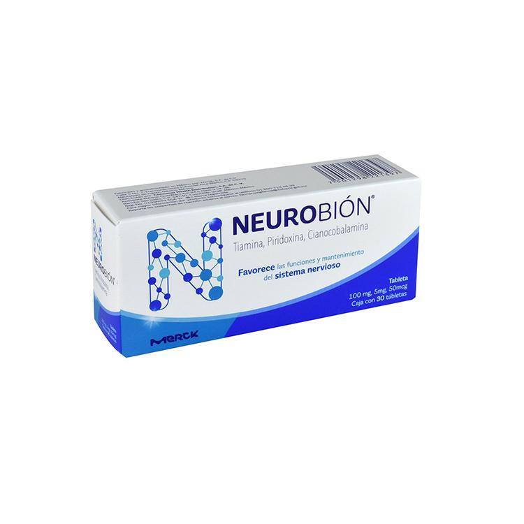 NEUROBION TABLETAS C30
