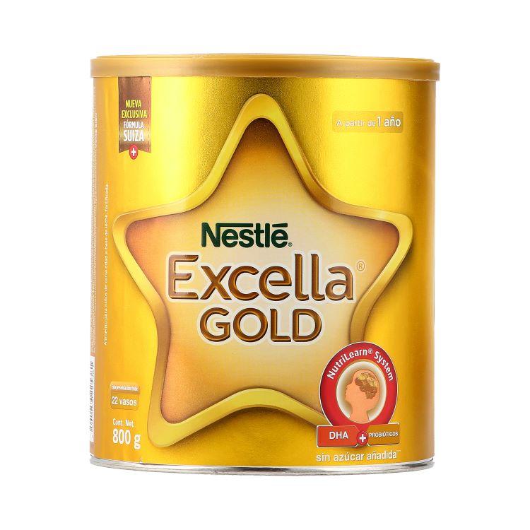 Nido 1+ Excella Gold 1 Lata Polvo 800 Gr