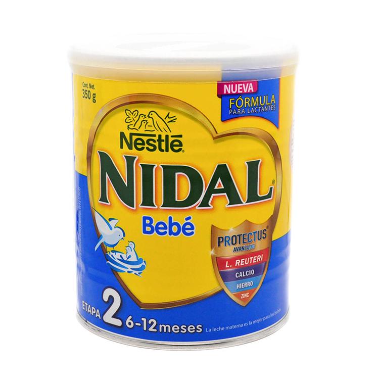 Nidal 2 1 Lata Polvo 350 Gr