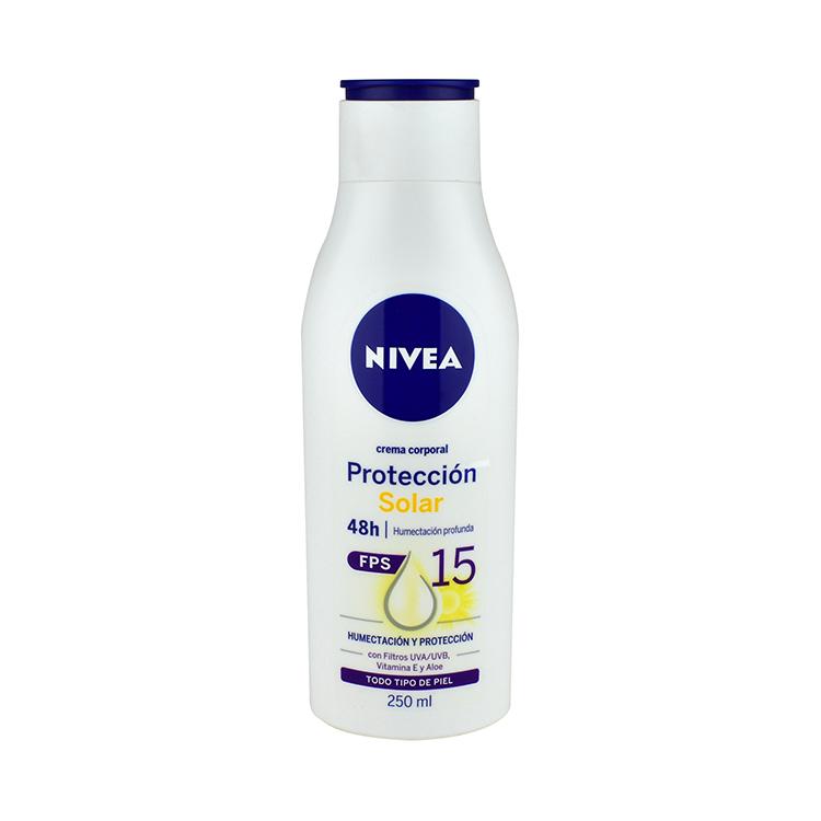 NIVEA BODY PROTECC SOLAR 250ML