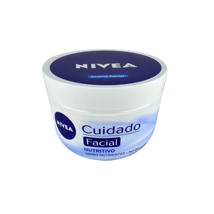 NIVEA CUIDADO NUTRITIVO 200ML