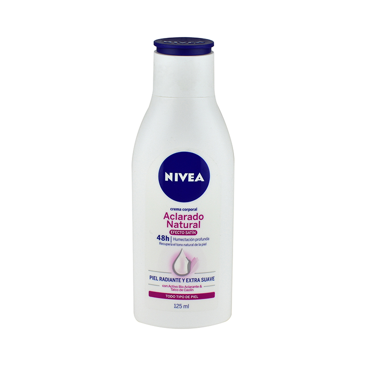 NIVEA BODY ACLA SATIN 125ML