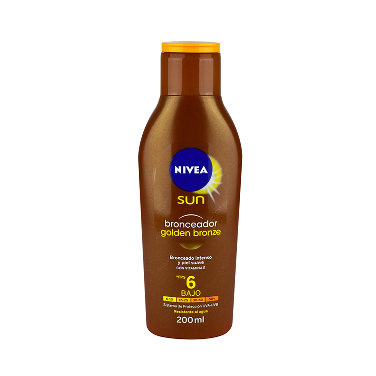 NIVEA SUN BRONC GOLDEN 200ML