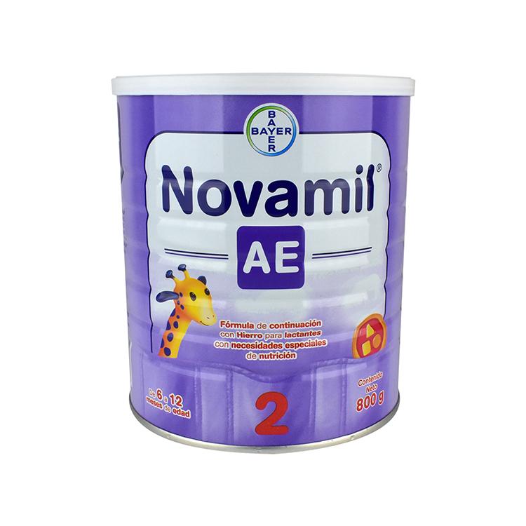 Novamil Ae 2 6-12Meses 800 Gr 1 Bote