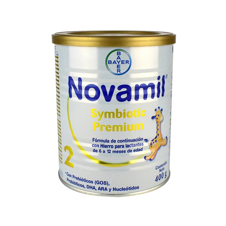 Novamil Symbiotic Premium 2 1 Lata 400 Gr