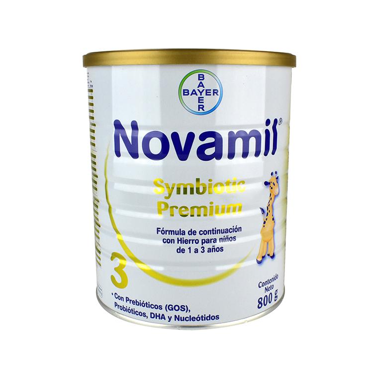 Novamil Symbiotic Premium 3 1 Lata Polvo 800 Gr