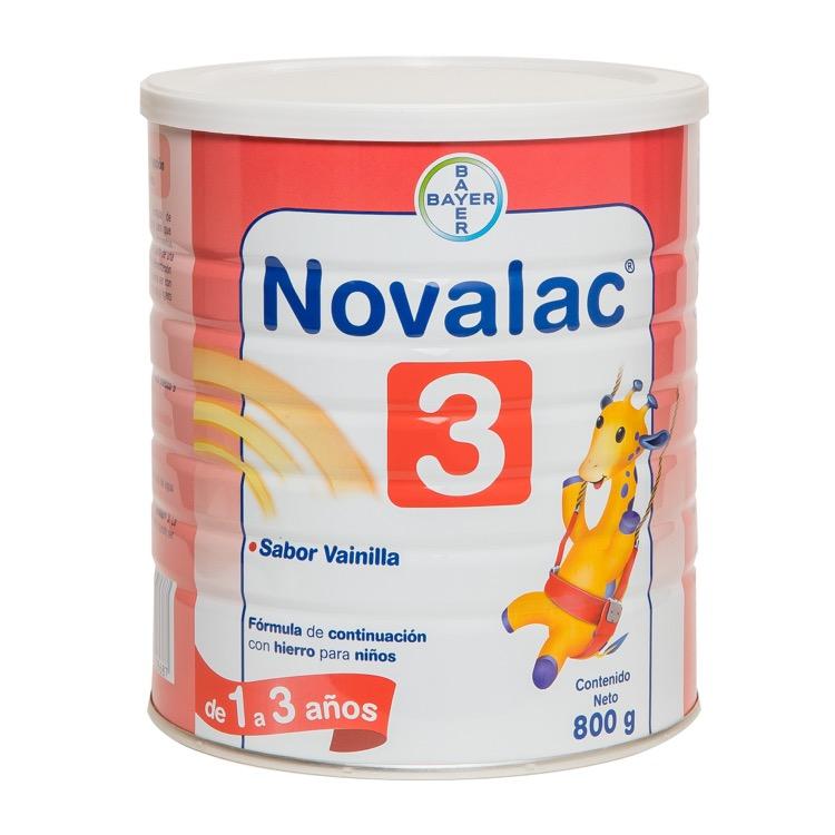 Novalac 3 1 A 3 Años 1 Lata Polvo 800 Gr