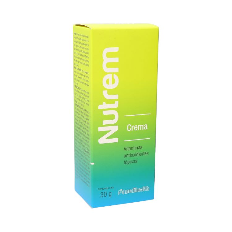 NUTREM CRA 30G