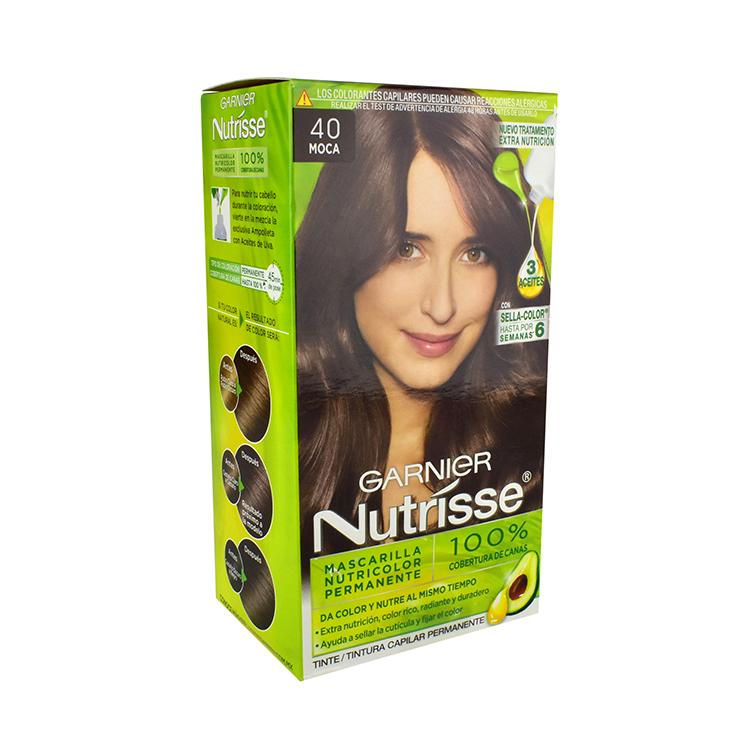 NUTRISSE TINT MOCA N40
