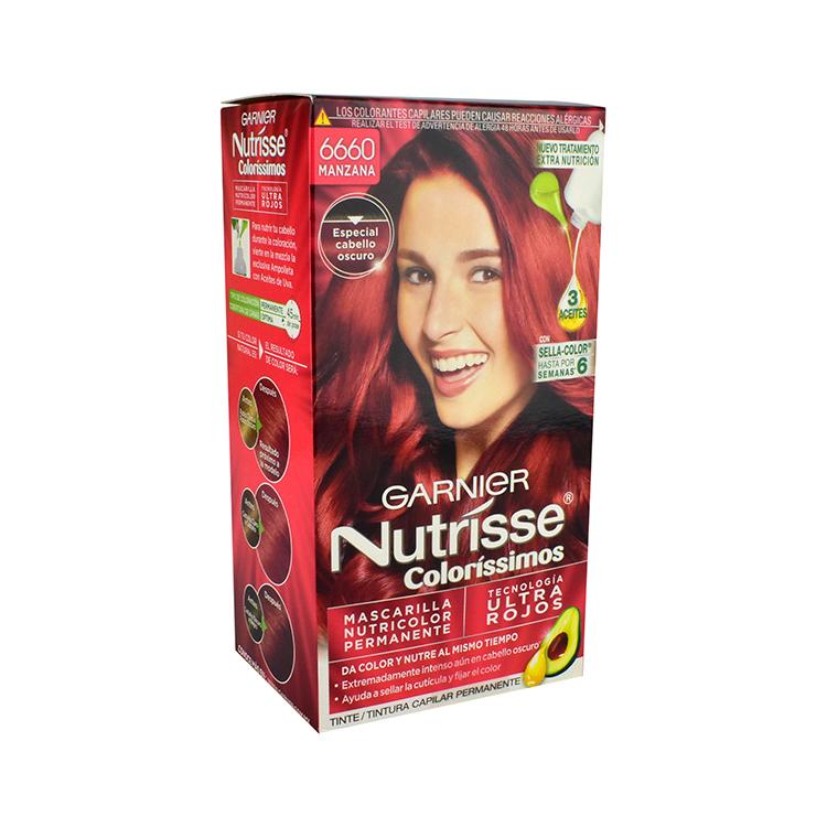 NUTRISSE TINT MANZANA N6660