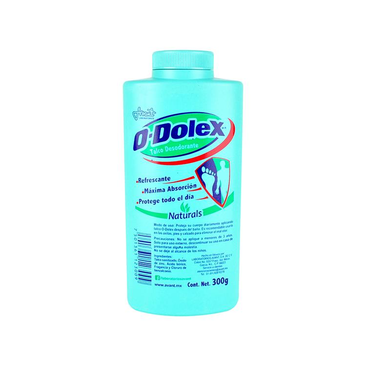 ODOLEX NATURALS TCO 300G