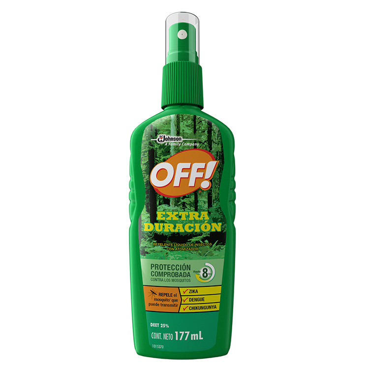 OFF REP EXT DUR SPRY 177ML
