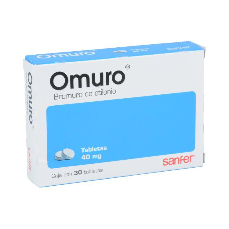OMURO 40MG TAB C30