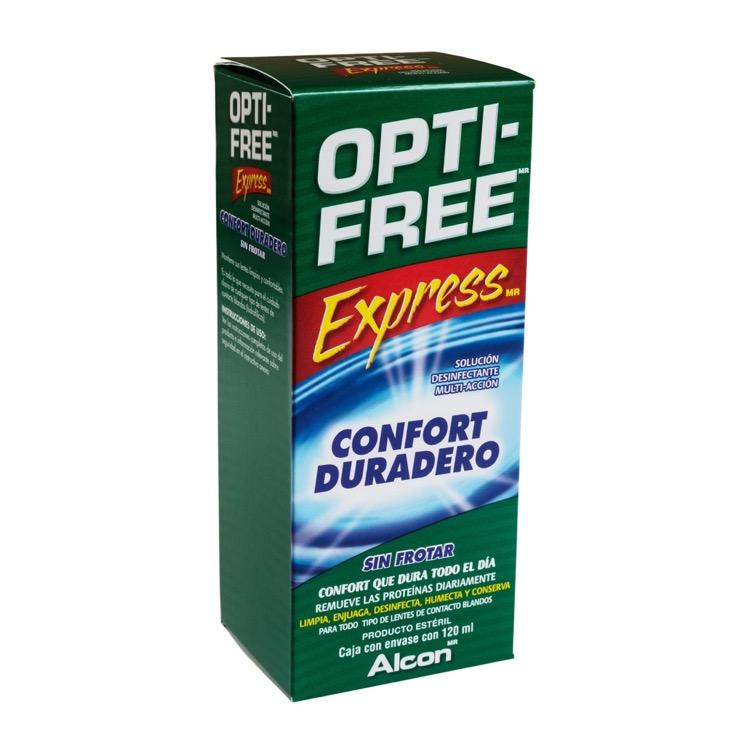 OPTI FREE EXPRESS SOL 355ML