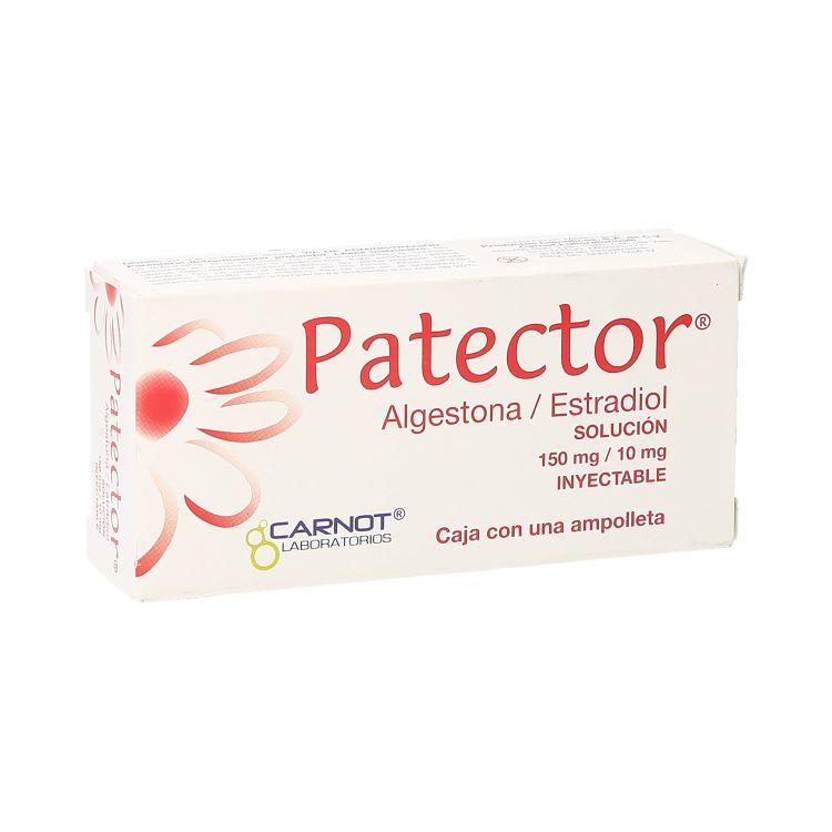 PATECTOR 150MG AMP 1ML C1