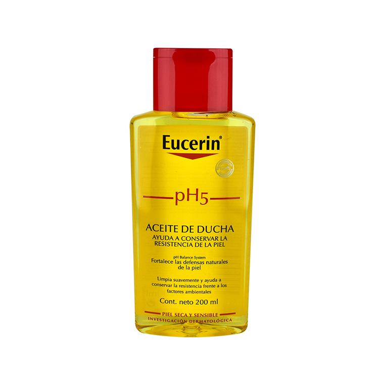 Eucerin Ph5 Lipid Duch Show Oil 1 Botella Liquido 200 Ml