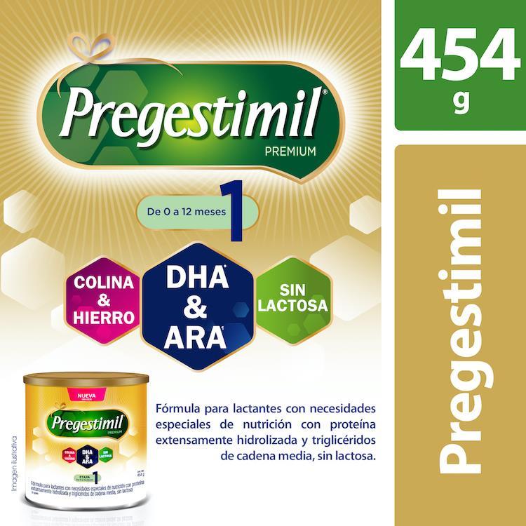 Enfamil Pregestemil Premium 1 Lata Polvo 454 Gr