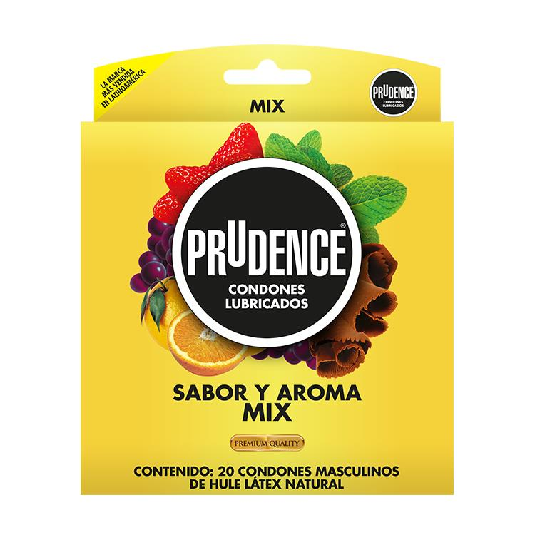 Prudence Econ Preservativo 1 Cartera
