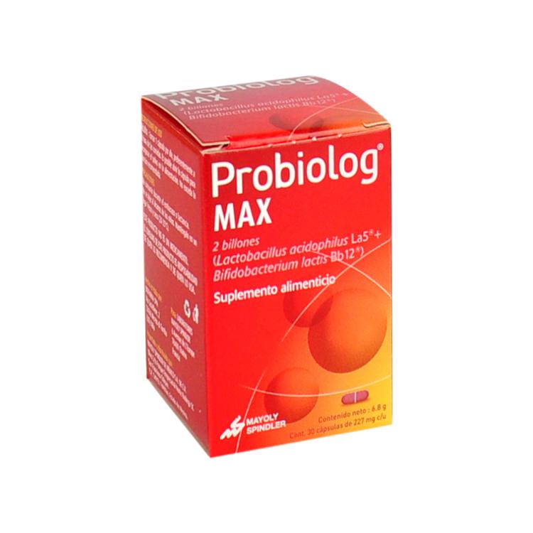 PROBIOLOG MAX CAP C30