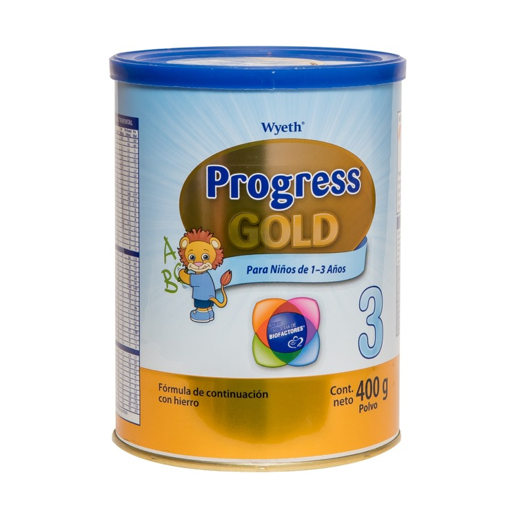 PROGRESS NF GOLD 400G