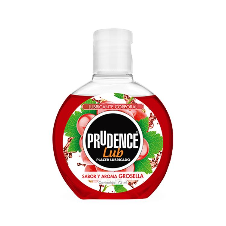 PRUDENCE GEL LUBRICANTE GROSELLA 75ML