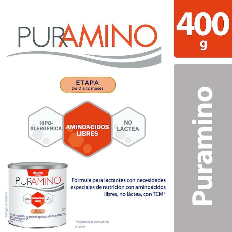 PURAMINO LTA 400GR