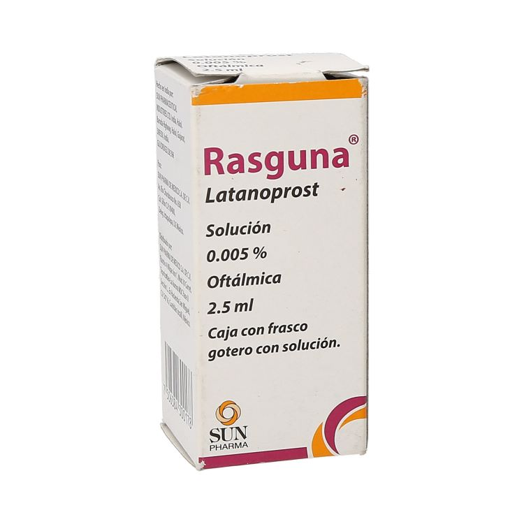 RASGUNA SOL 0 05% FCO GTS 2 5ML