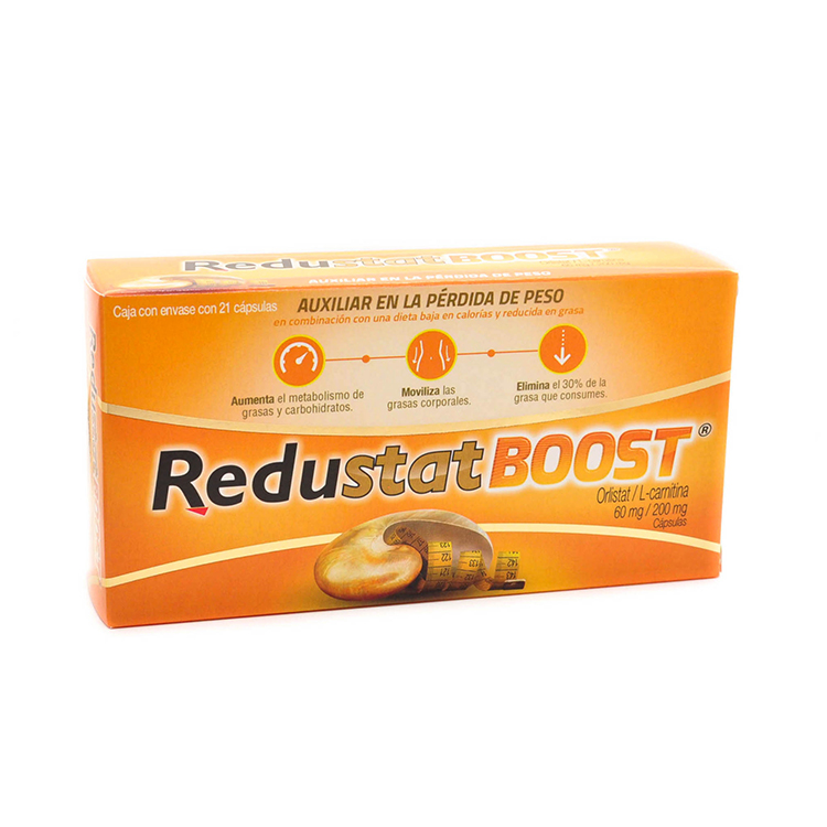 REDUSTAT BOOST CAP C21