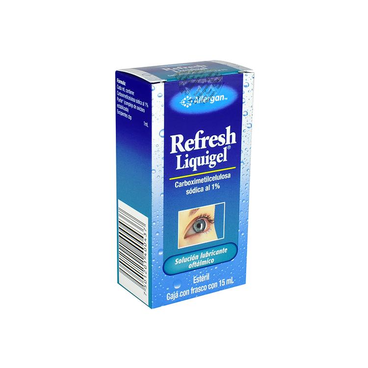 REFRESH LIQUIGEL GTS 15ML