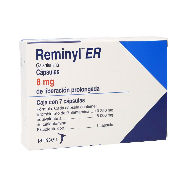 REMINYL ER 8MG CAP C7