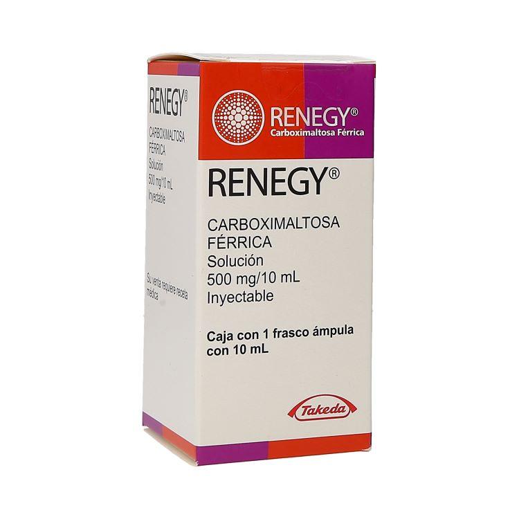 RENEGY 500MG/10ML AMP C1