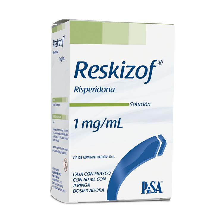 RESKIZOF 1MG/ML SOL FCO 60ML