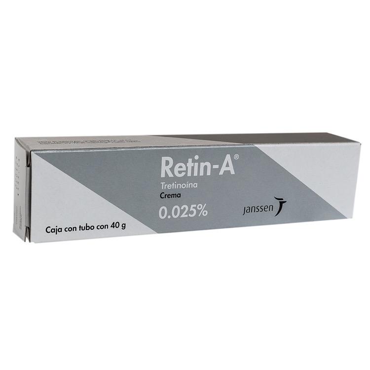 RETIN-A 0 025% CRA 40G