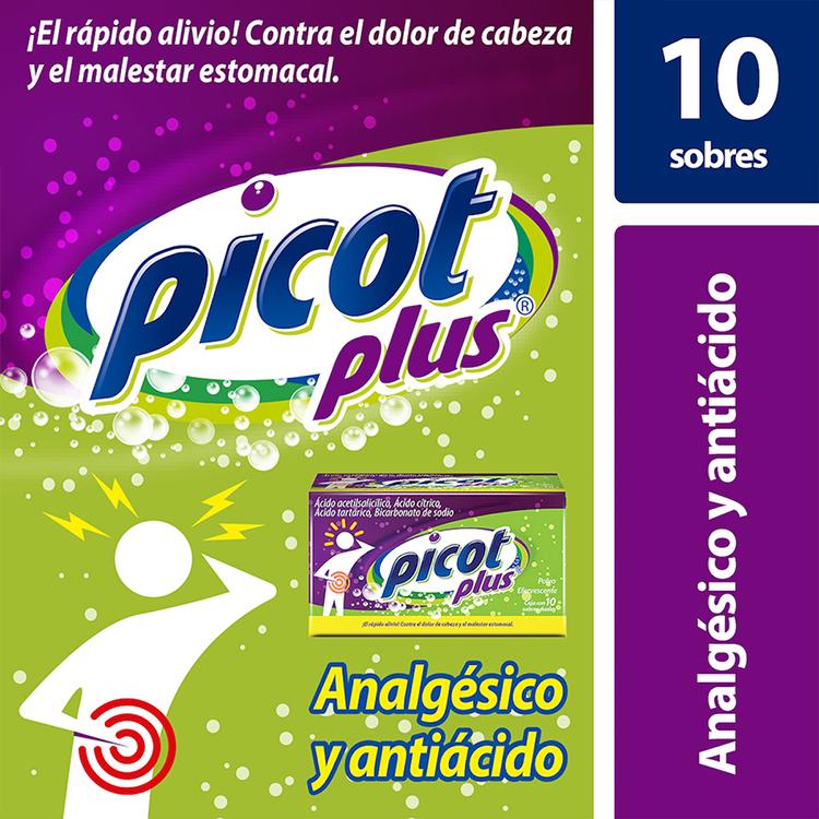 PICOT PLUS SAL DE UVAS SOB C10