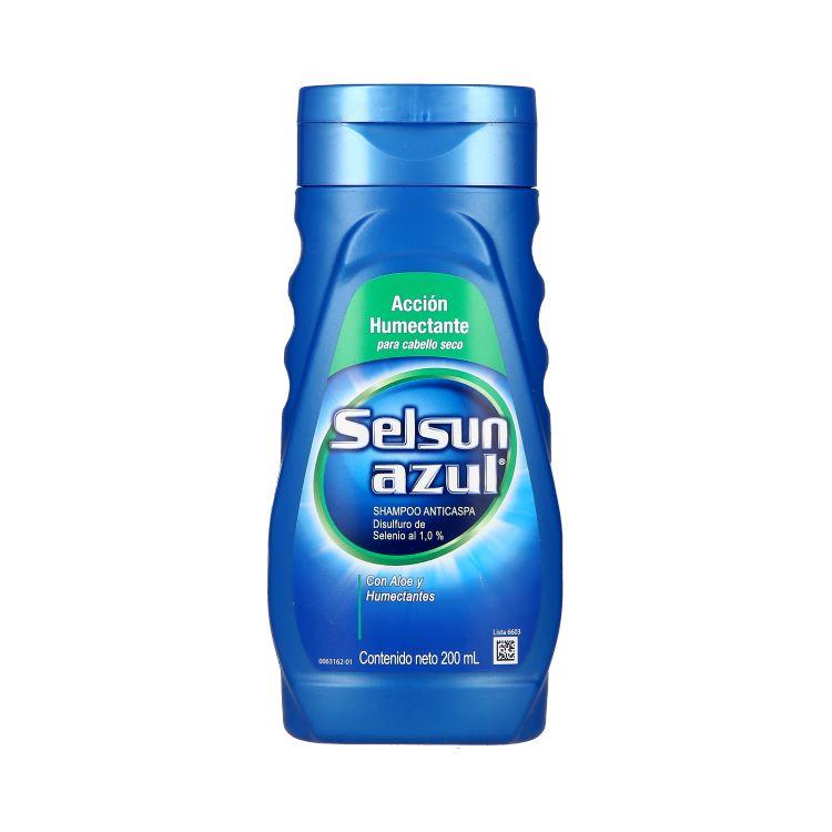 SELSUN AZUL ACC HUMECT SH 200ML