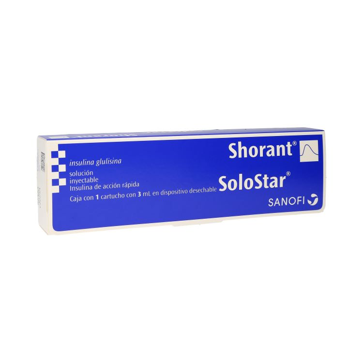 SHORANT SOLOSTAR INY 3ML C1